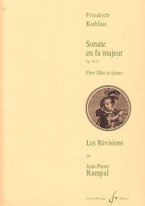 Kuhlau Sonata in F major