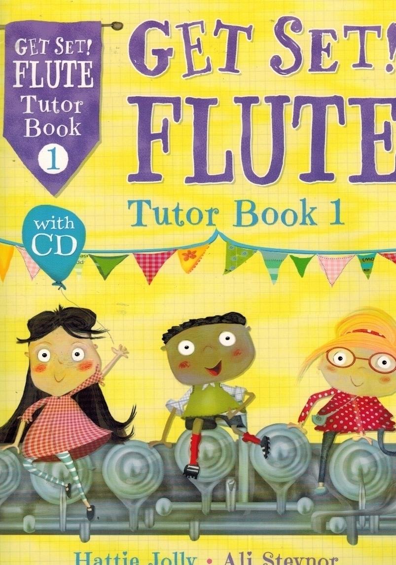 Get Set! Flute - Cover