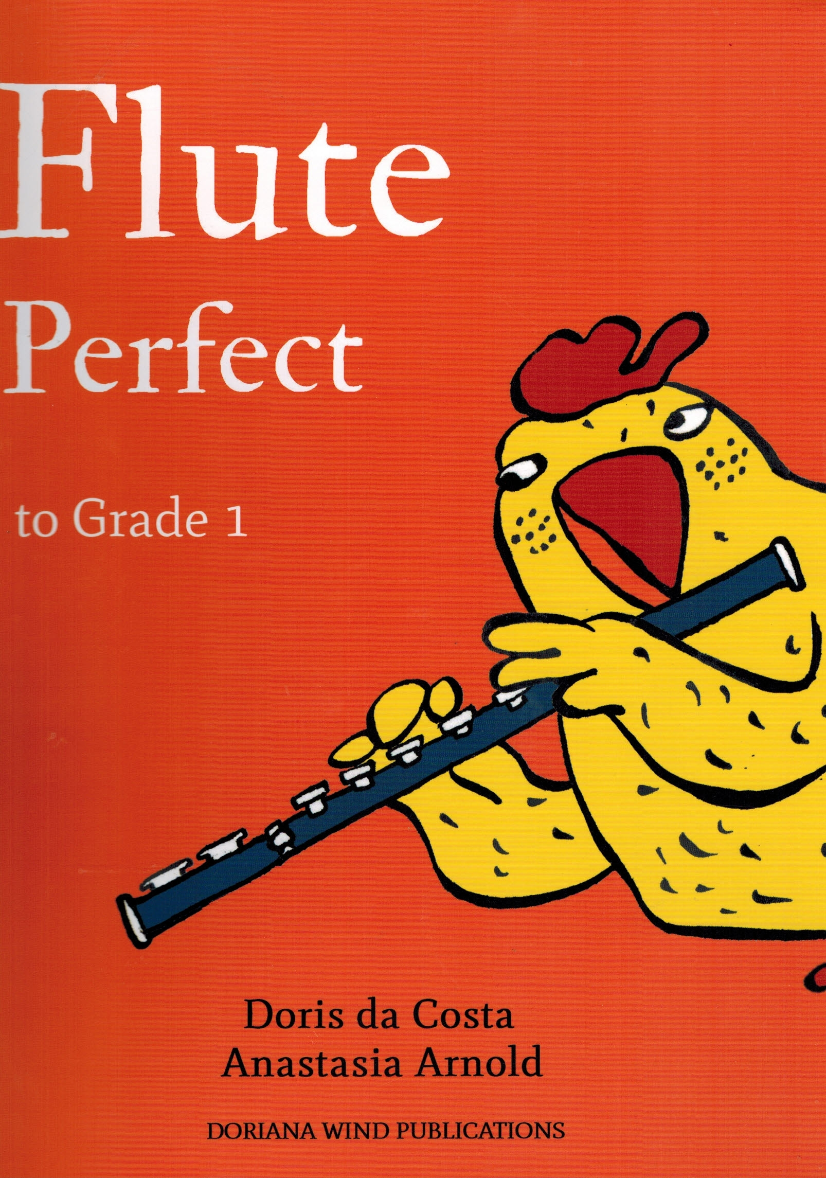 Flute Perfect - Cover