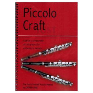 Andrew Lane - Piccolo Craft