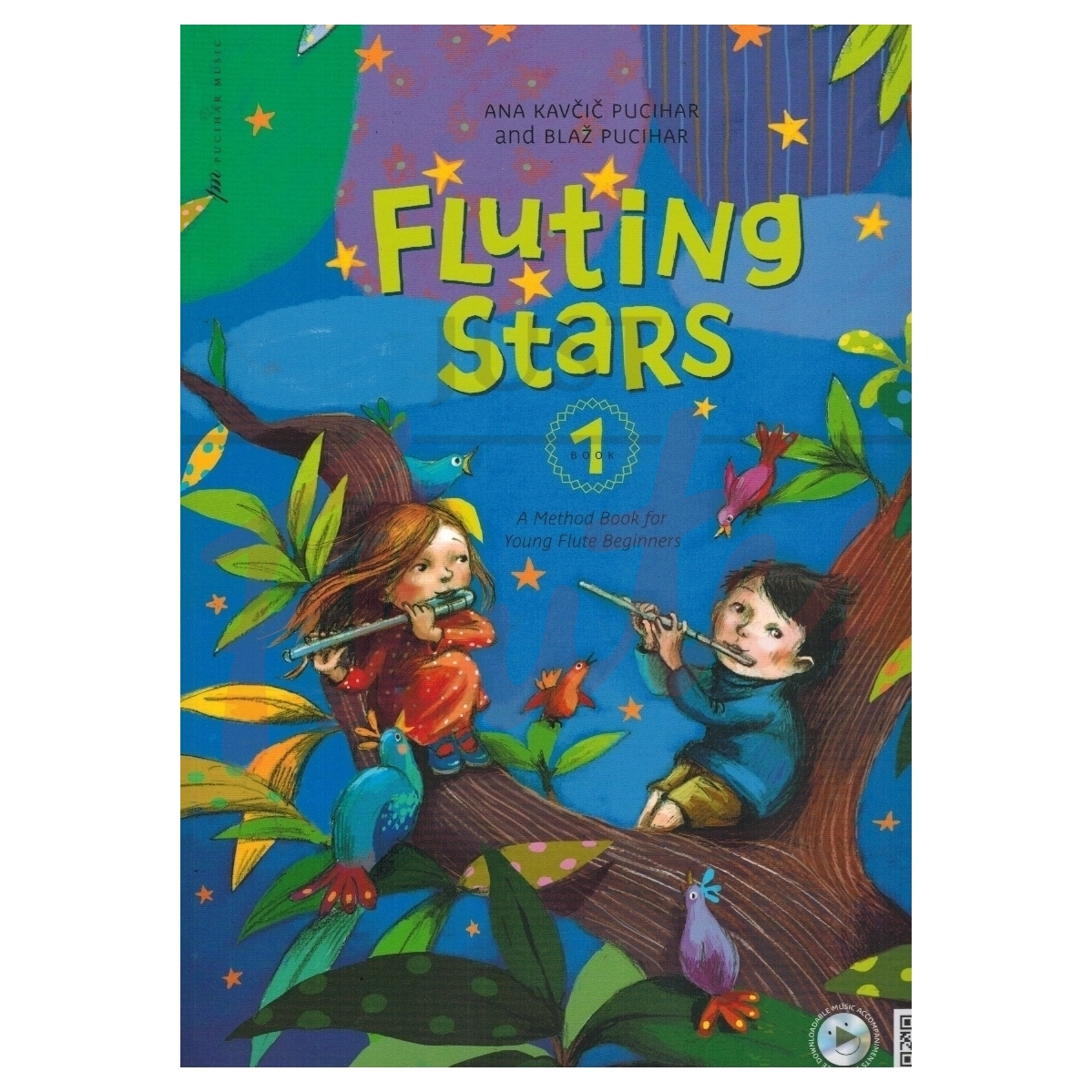 Fluting Stars Cover