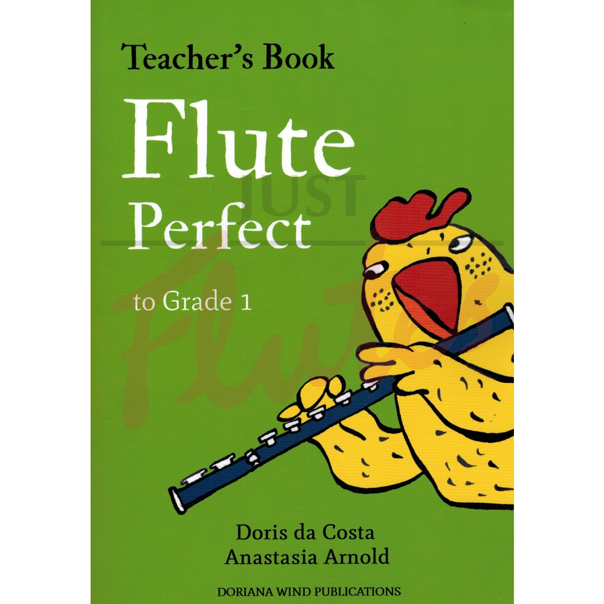 Flute Perfect Teacher's Book- Cover