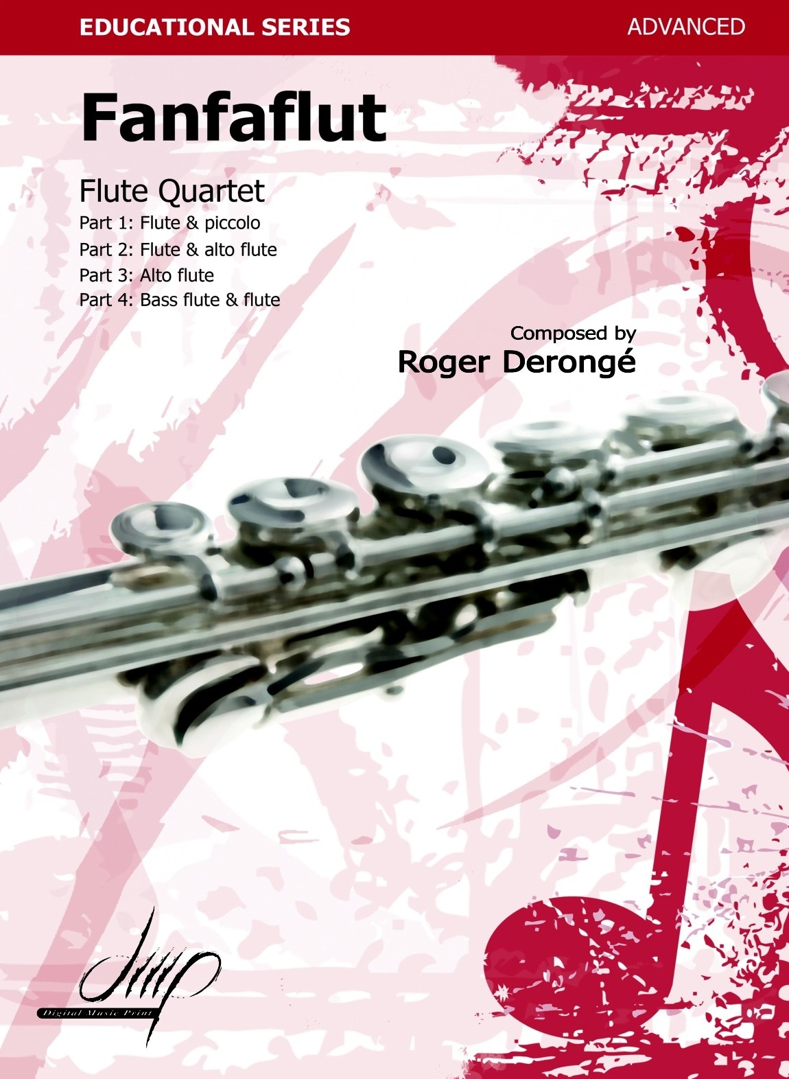 Roger Derongé - Fanfaflut (Digital Music Print)