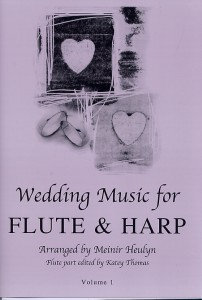 Wedding Music for Flute and Harp