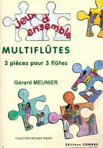 Multiflutes
