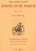 Sonata in D Major by Quantz